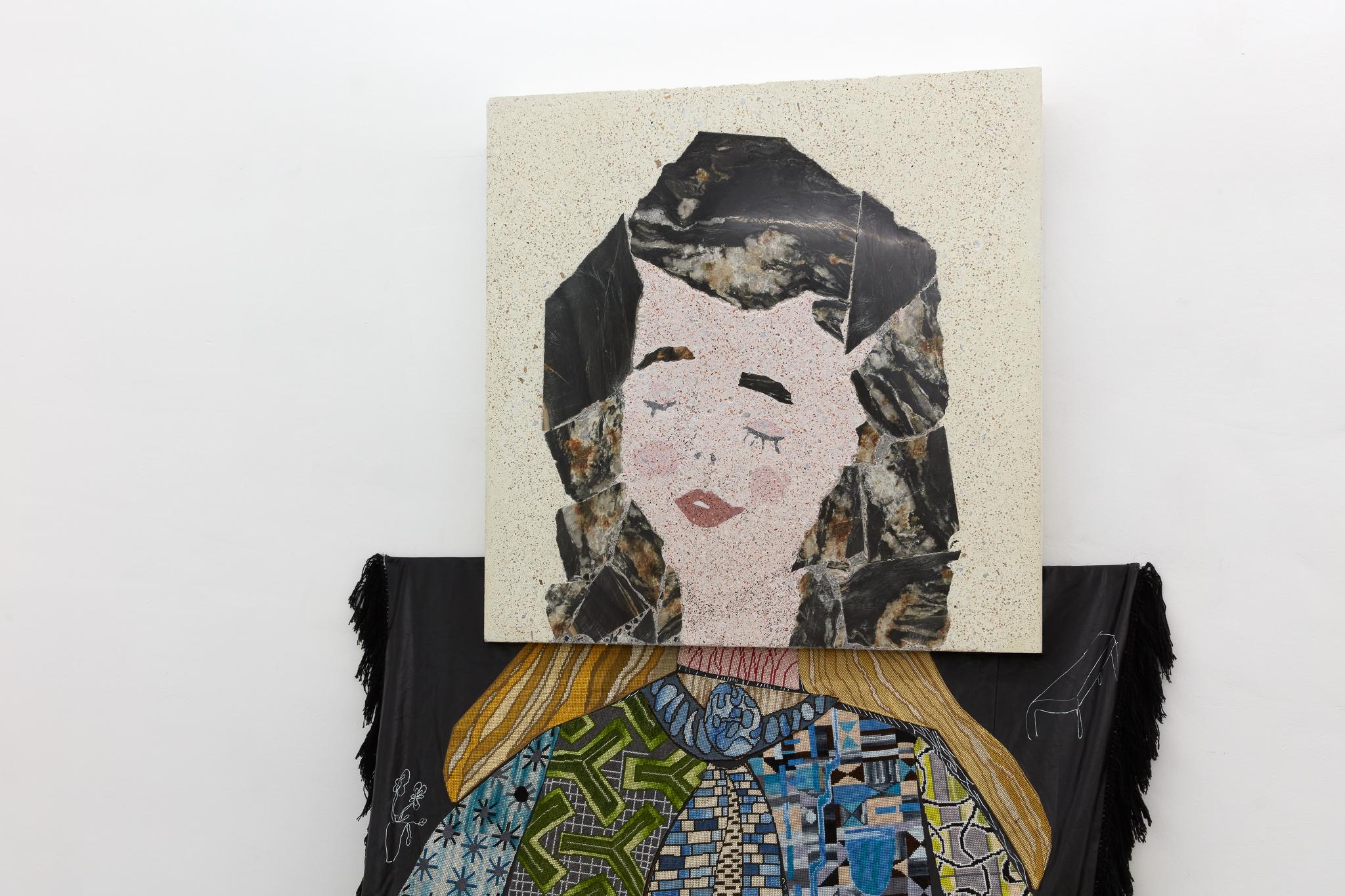 Klaas Rommelaere x Manon Kündig at DMW Gallery, Antwerp