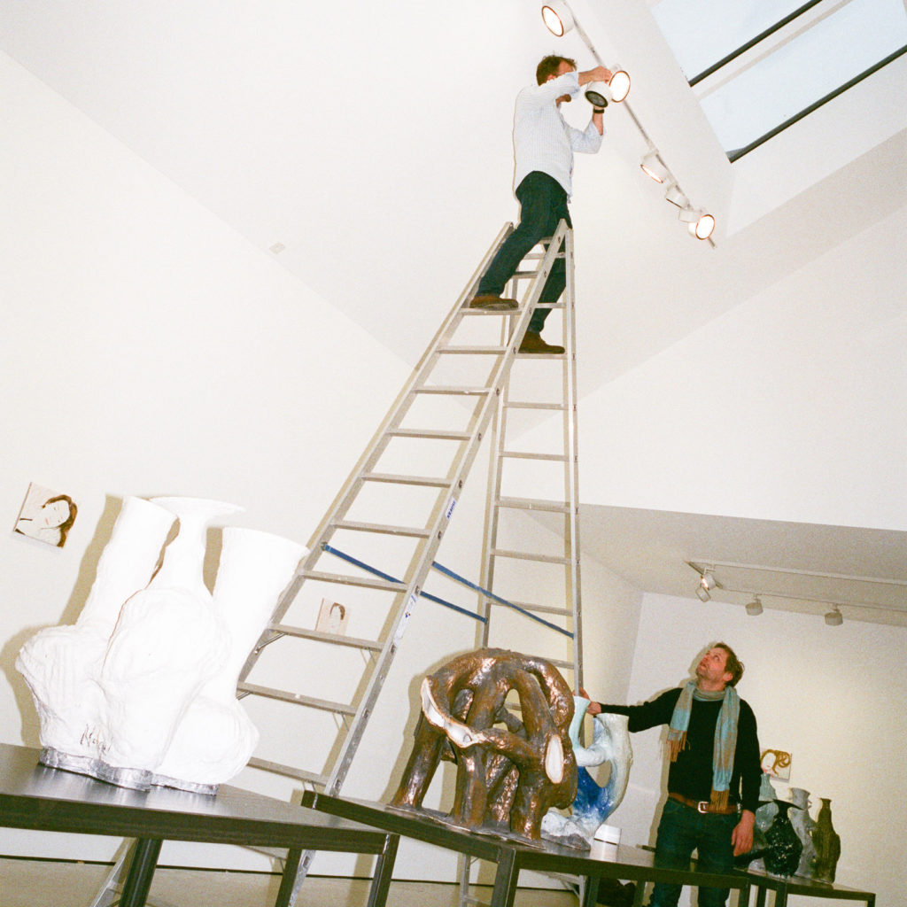 Galerie Zink Kunst Ausstellung