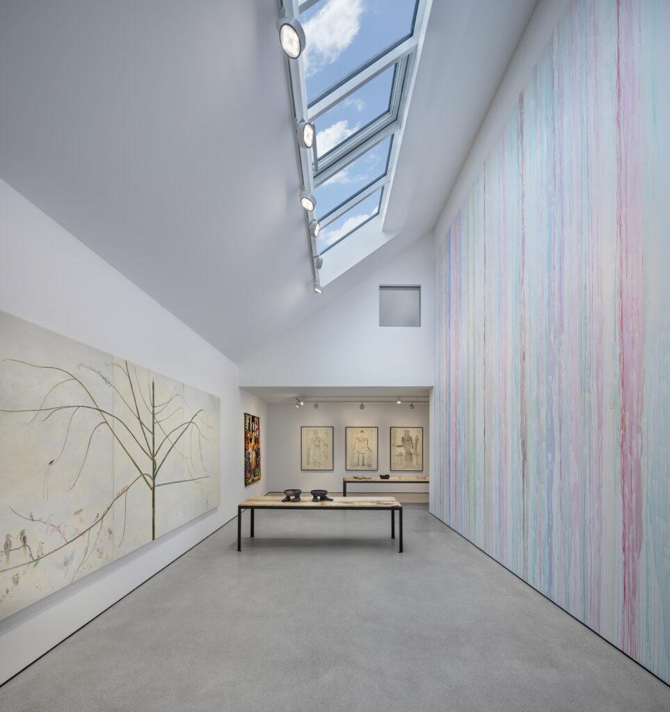 Galerie Zink Waldkirchen inaugural exhibition 2019