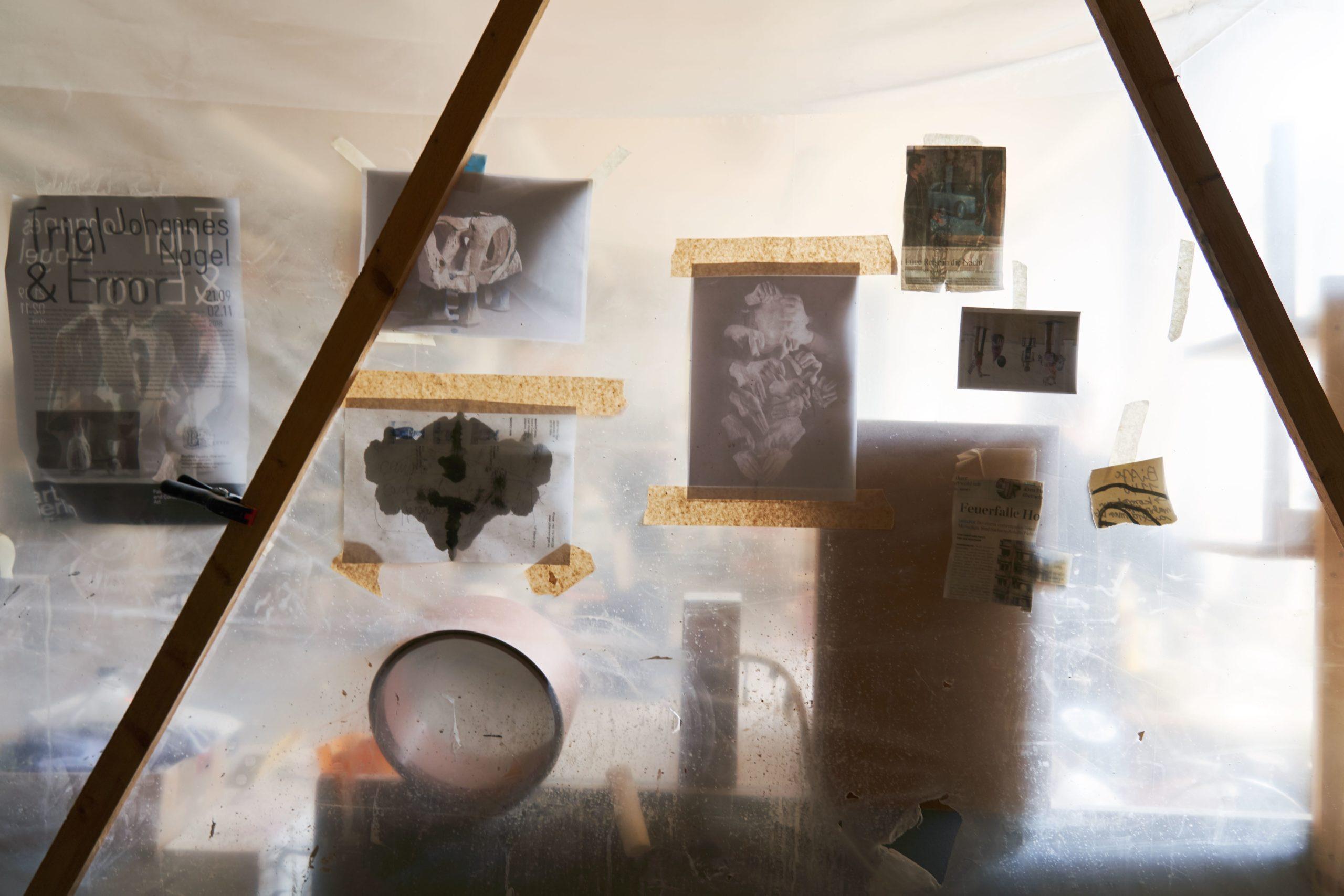 Johannes Nagel studio