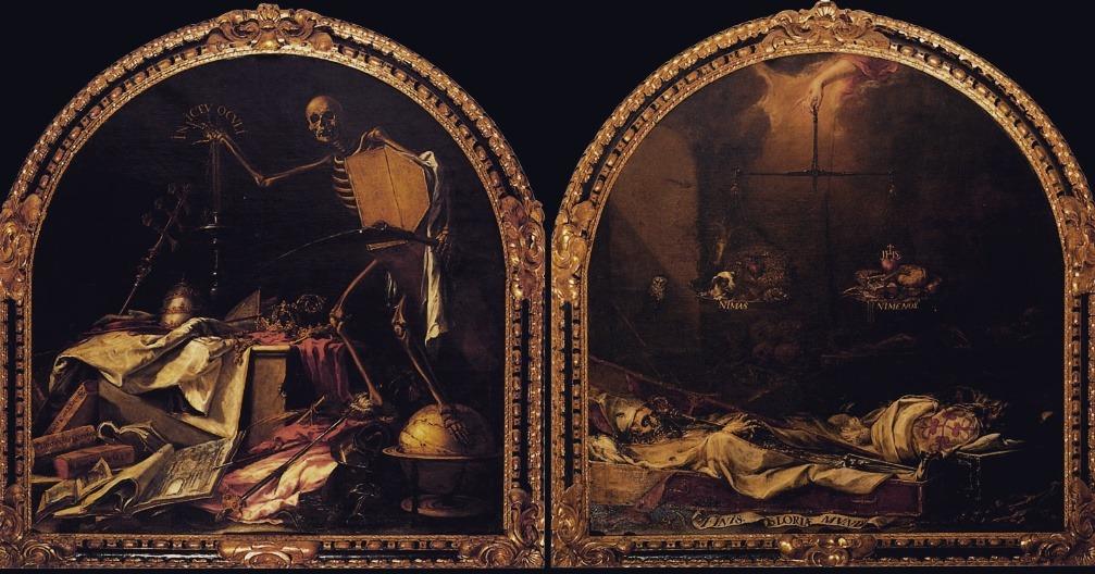 Las Postrimerías by Juan de Valdés Leal