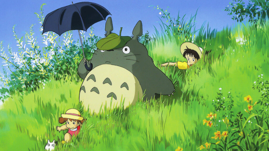 Film Still from My Neighbour Totoro (1988)