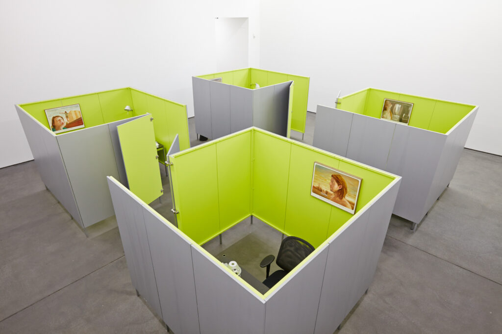 Muntean/Rosenblum 2014 Galerie Zink Berlin Mitte